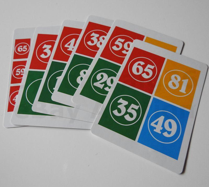 5 math card trick magic mental mind reading number colour