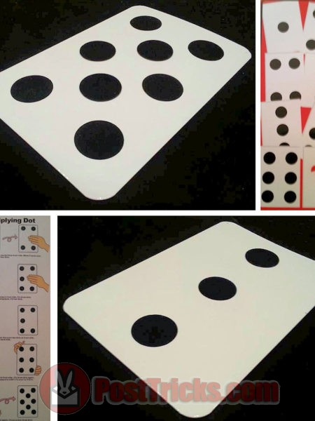 Multiplying Dots