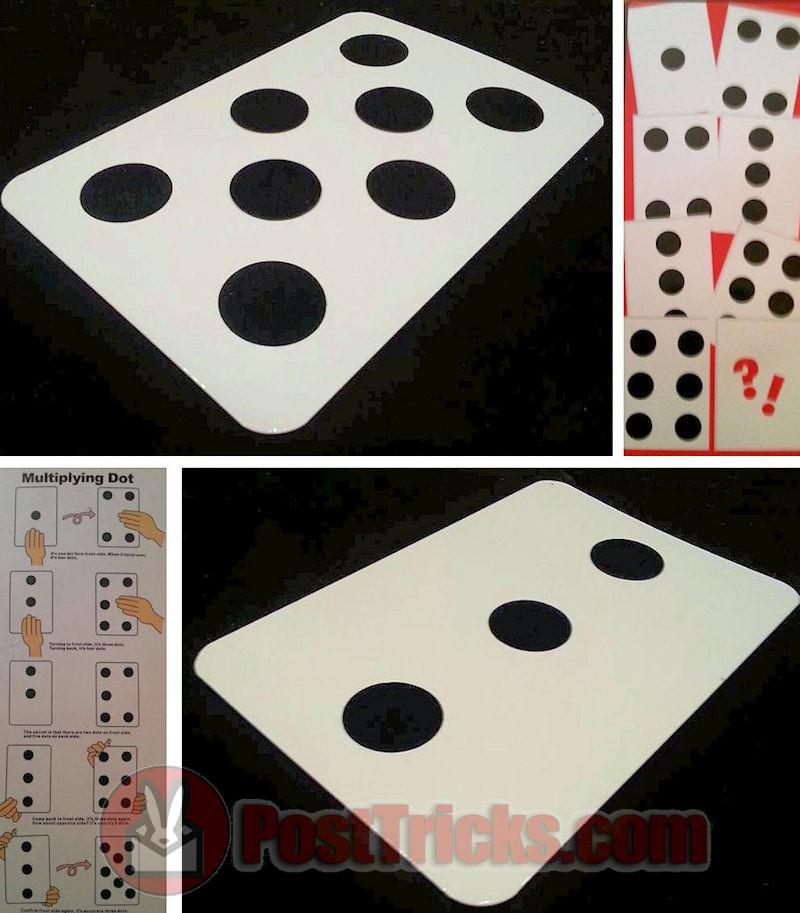 Multiplying Dots