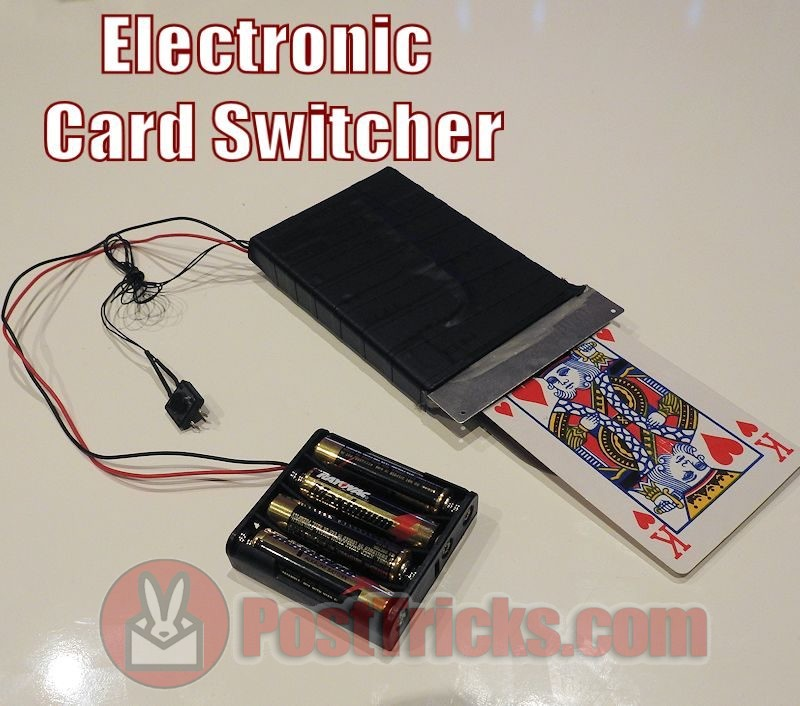 Electronic Card Switcher