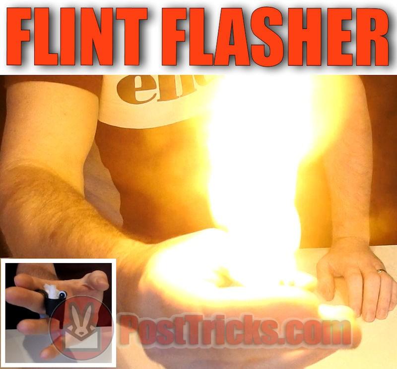 Flint Flasher