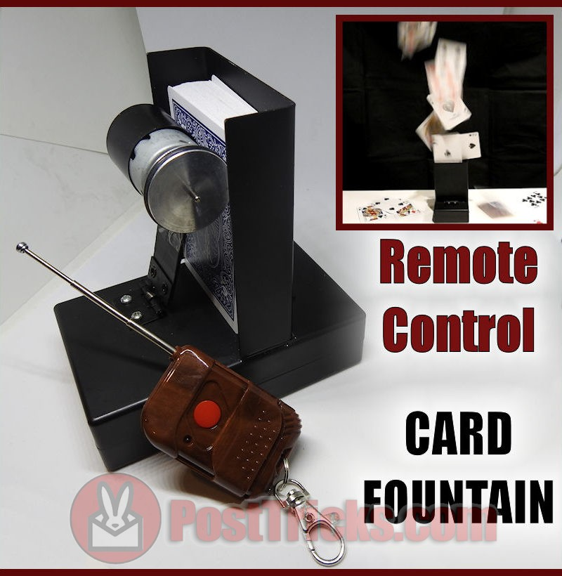 Card Fountain